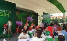 Tặng xe Mazda 3 tri ân khách hàng mua nhà tại An Bình City