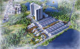Imperia Green Park – không gian sống đẳng cấp hiếm có ở Thủ đô