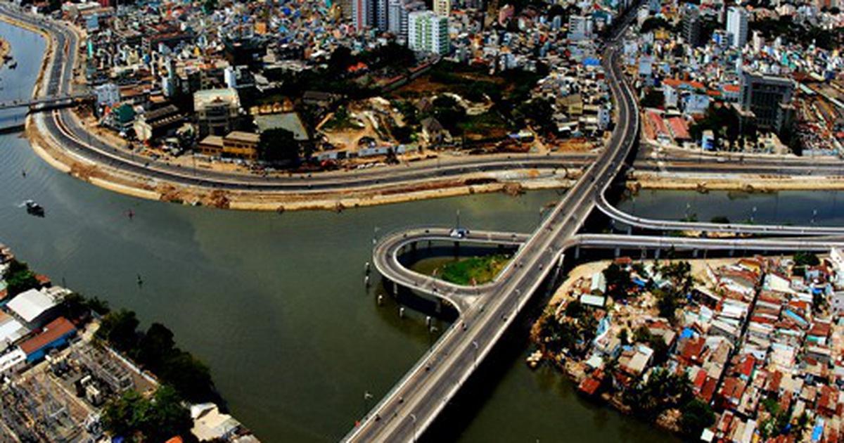 Đề xuất mở rộng TPHCM về hướng Long An | Báo vnxpress