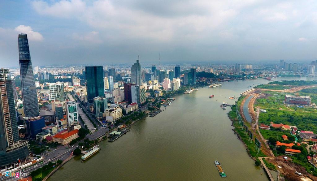 Thông qua đề án phát triển vùng TP.HCM mang tầm cỡ Đông Nam Á