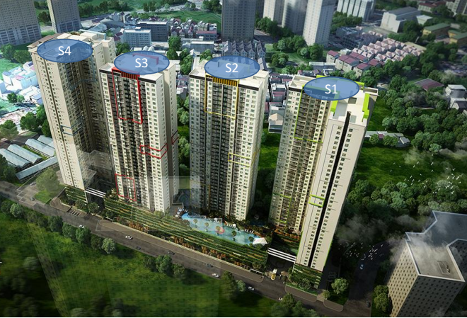 Chung cư Season Evenue Mỗ Lao (Hà Đông) giá chỉ từ 30 triệu/m2