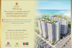 Thông báo: Lễ mở bán chính thức tòa B dự án Imperia Sky Garden