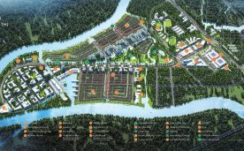 Dinh thự vườn Waterpoint Nam Long – Sắp mở bán
