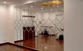 Có nên dùng gương trang trí trong thiết kế spa hay không?